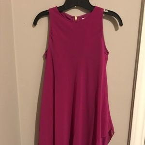 SIZE 1 Pink Fuscia Ted Baker Dress